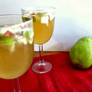 Apple Cider Sangria and Signs of Fall.