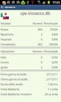 Screenshot of Imparare lo slovacco