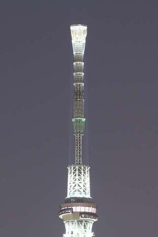東京晴空塔拼圖