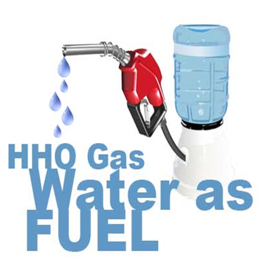 Water as Car Fuel LOGO-APP點子