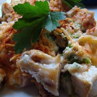 Ham and Chicken Pasta Bake Recipe