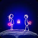 Sweet Love Live Wallpaper Lock icon