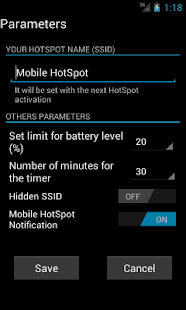 Mobile HotSpot - screenshot thumbnail