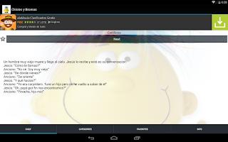 Screenshot of Chistes y Bromas
