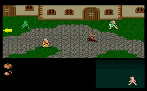 Naked Gladiator Wars RPG Free