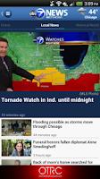 Screenshot of ABC7 Chicago