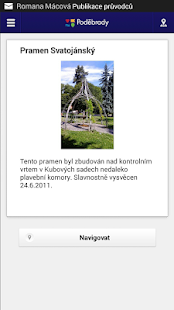 Poděbrady- screenshot thumbnail