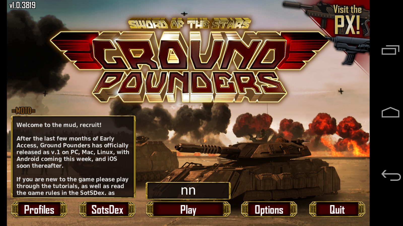 Ground Pounders- screenshot