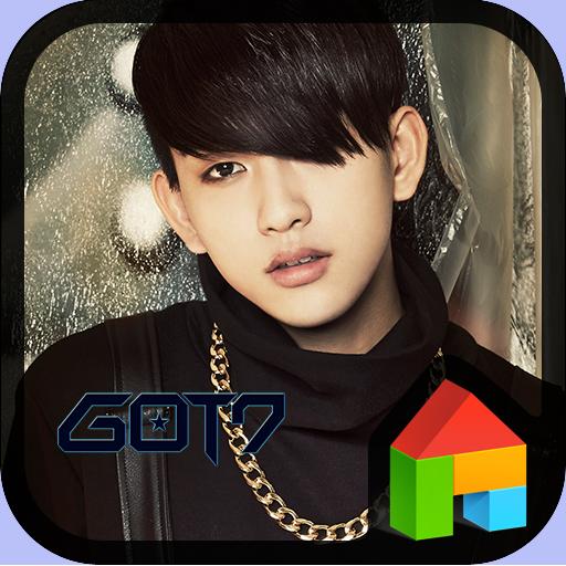 GOT7_Jr dodol theme