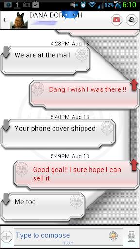 【免費個人化App】GO SMS Hunger Games Theme-APP點子