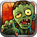 Kill Zombies Now- Zombie games logo