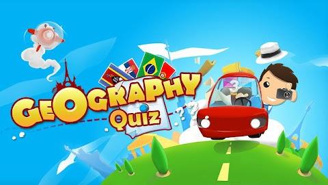 Geography Quiz Game 3D Screenshot 1