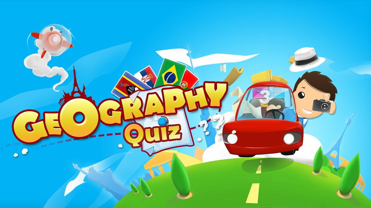 geography game