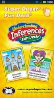 Screenshot of Understanding Inferences