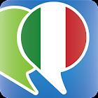 Libro de frases en italiano icon