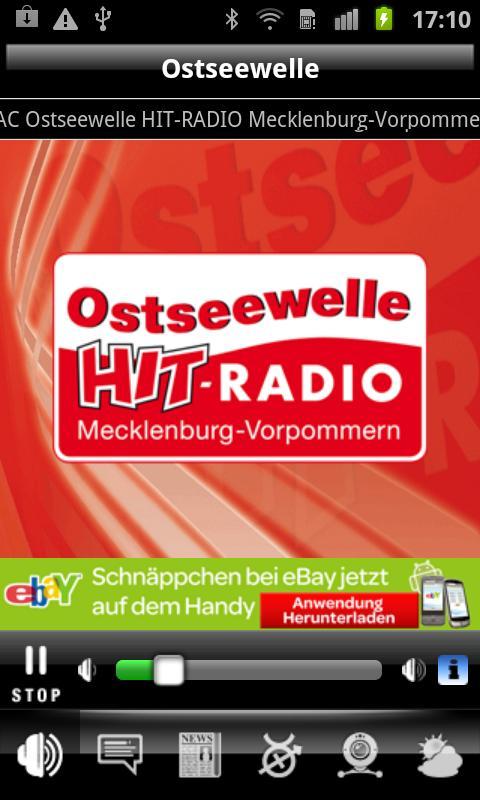 Ostseewelle- screenshot