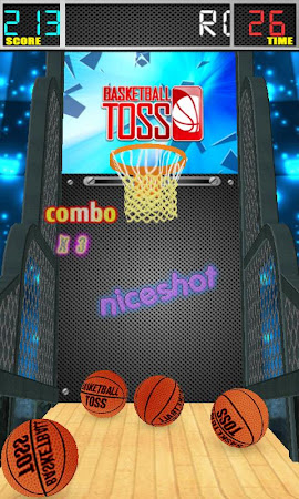 BasketBall Toss 1.0.1 screenshot 227888
