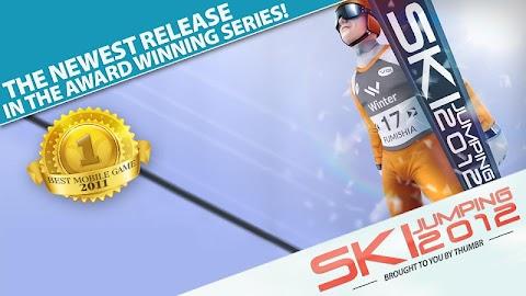 Ski Jumping 12 Screenshot 1