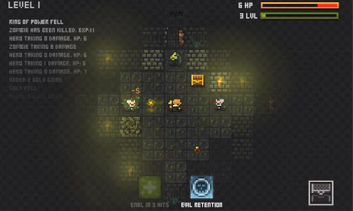 Hell, The Dungeon Again! para Android