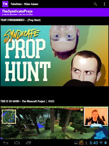 【免費娛樂App】TubeStarz - Video Games-APP點子