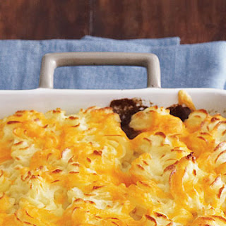 Prince William's Cottage Pie