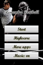 Remember Game: Football Clubs Android Casual