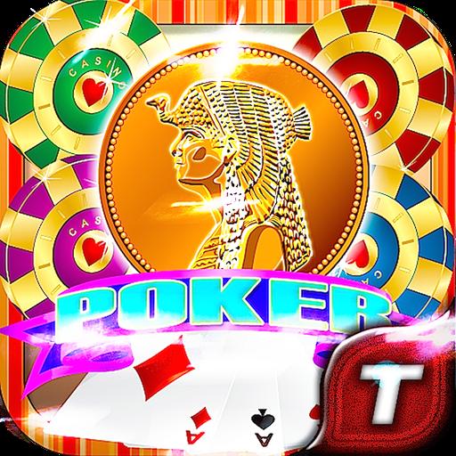 Super Cleopatra Poker Fury VIP LOGO-APP點子
