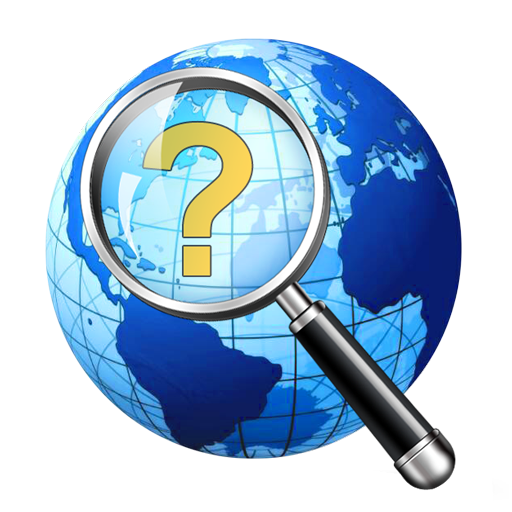 World Map Quiz Puzzle 解謎 App LOGO-APP開箱王