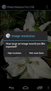 Photo Enhance HDR Editor Pro - screenshot thumbnail