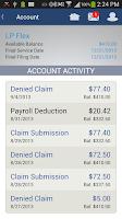 Screenshot of FIFTH THIRD BANK HSA