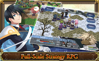 SRPG Legend of Ixtona APK screenshot thumbnail 6