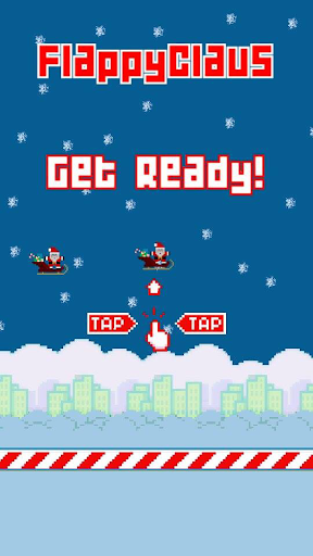 Flappy Claus