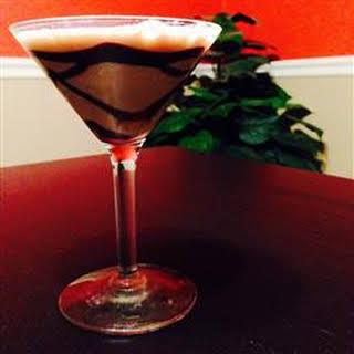 Nikki's Special Chocolate Martini.