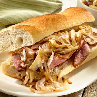 Balsamic Caramelized Onion Steak Topping & Sandwich Spread.