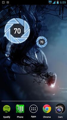 Aperture Science Battery - screenshot