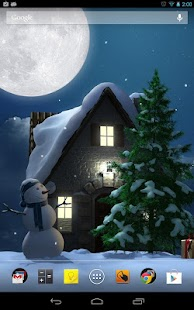 Christmas Moon free - screenshot thumbnail