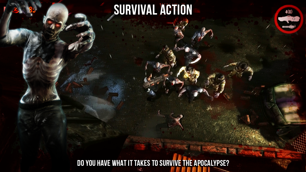 Dead on Arrival 2 - screenshot