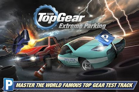 Top Gear - Extreme Parking- screenshot thumbnail