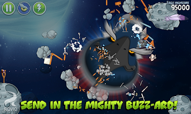 Angry Birds Space Premium Screenshot 9