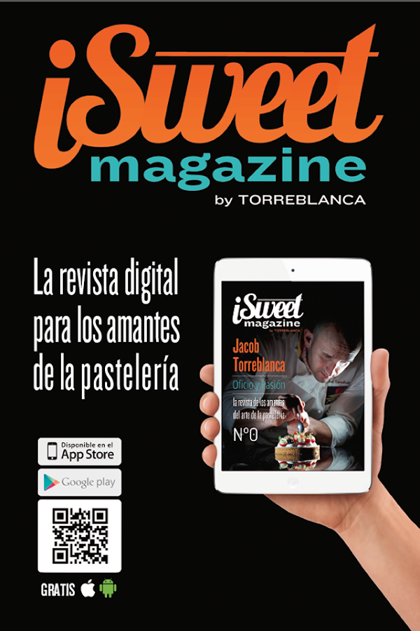 iSweet magazine by Torreblanca- screenshot