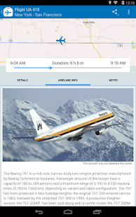 The Flight Tracker Free- screenshot thumbnail