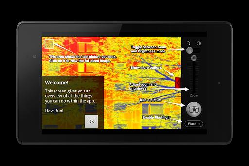 無料摄影Appのサーマルビジョンカメラ|記事Game