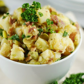 German Potato Salad With Oil And Vinegar Recipes.