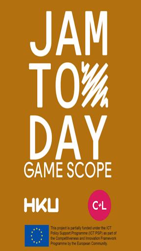 JamToday Game Scope