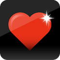 Bouncy Hearts Live Wallpaper icon