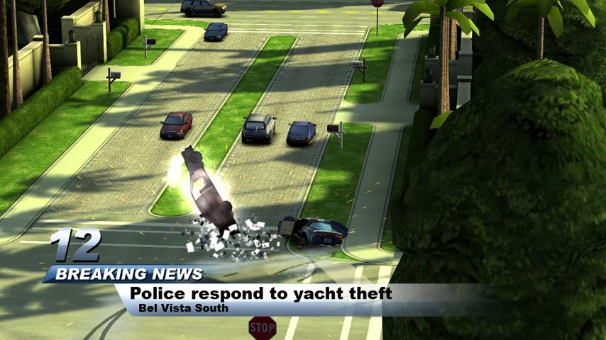 Screenshots of Smash Cops Heat for iPhone