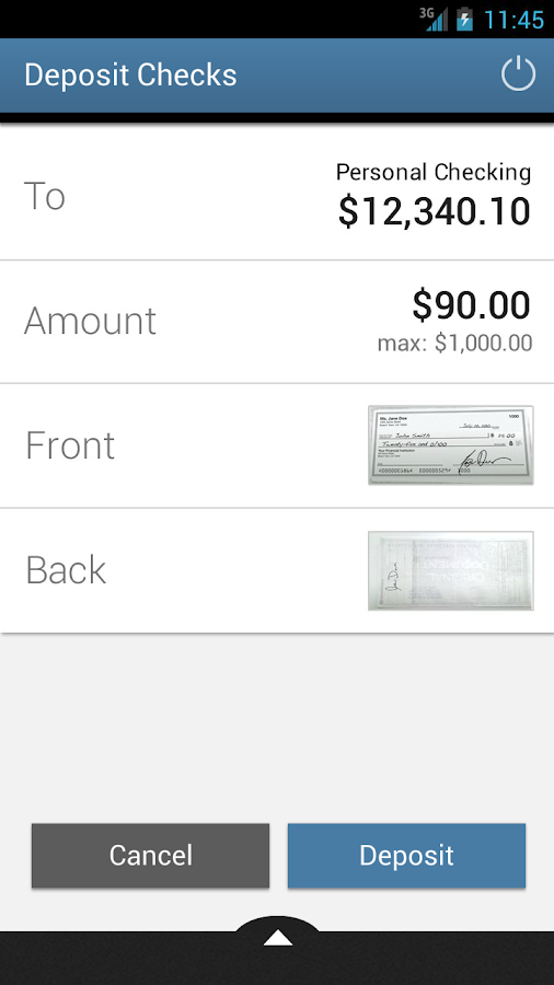 SEFCU Mobile Banking- screenshot
