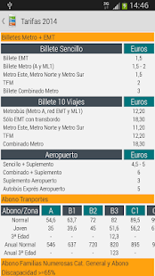 key-Madrid Metro|Bus|Cercanias - screenshot thumbnail