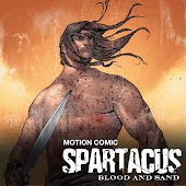 Spartacus Motion Comic