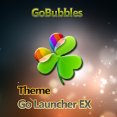 Go Launcher Theme GoBubbles